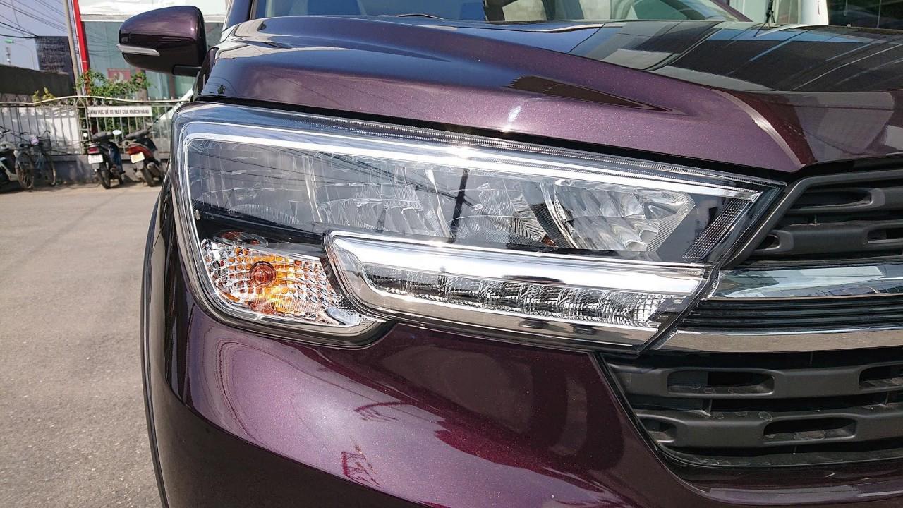 Đèn pha LED và Đèn Daylight Suzuki XL7