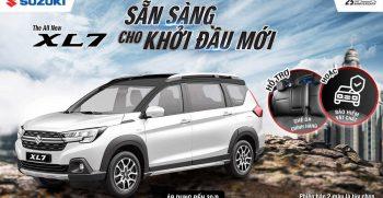 Khuyến mại Suzuki XL7 tháng 9