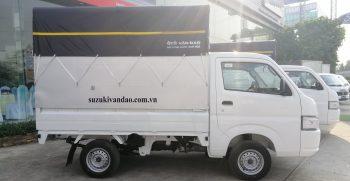 Suzuki Pro 9 tạ thùng mui bạt